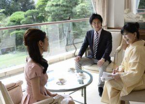 仲人専門家 遠藤アキの密着サポート|東京恵比寿の結婚相談所 喜園